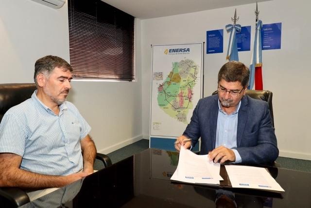 Enersa y el INTA firmaron un acuerdo para desarrollar proyectos de energía renovables