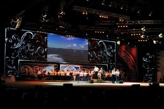 Entre Ríos fue protagonista en la sexta luna de Cosquín con una numerosa delegación