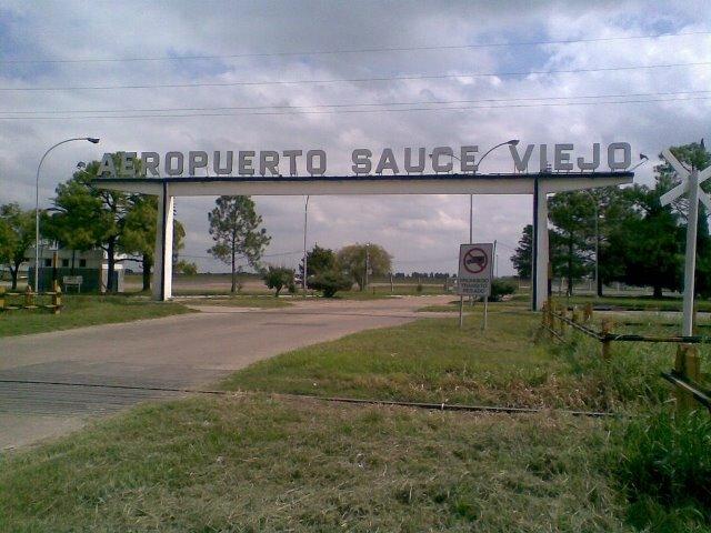 Sauce Viejo: saltaron las térmicas y se postergó la inspección del aeropuerto