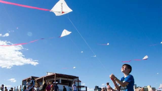Y volar, volar… Barrileteada en el sur marplatense