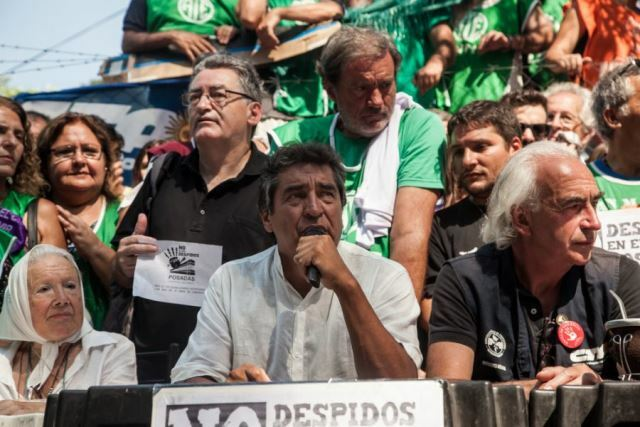 ATE y la CTA Autónoma convocan a un paro nacional para el 15
