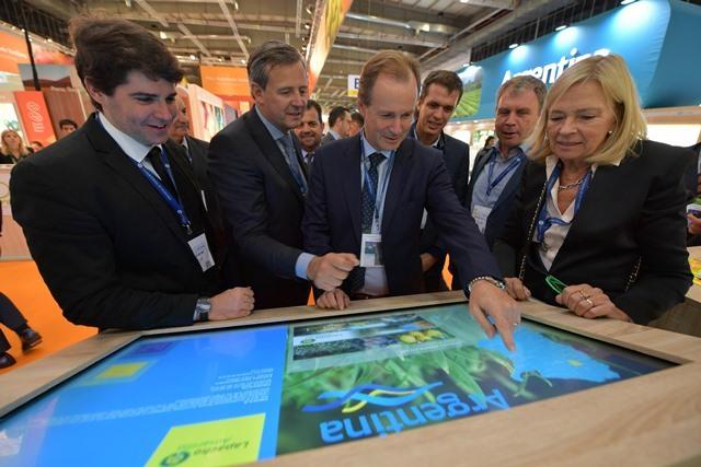 Bordet gestiona la reducción de aranceles a productos entrerrianos en Europa