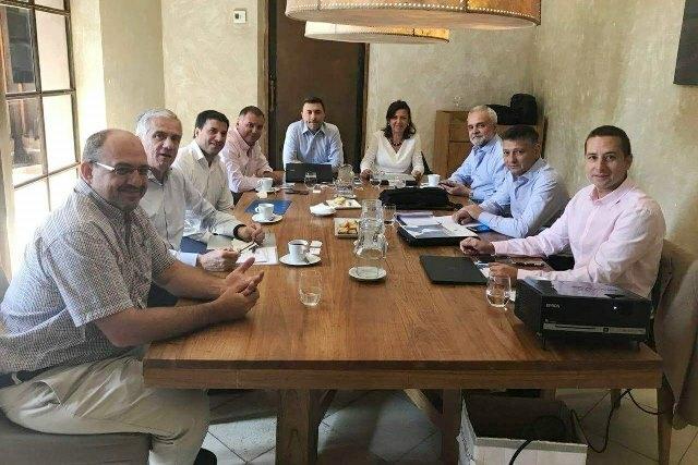 Entre Ríos trabaja junto a Córdoba, Mendoza y Santa Fe en la promoción del comercio exterior