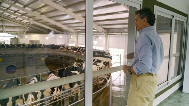 Luis Miguel Etchevehere devolvió el bono de 500 mil pesos a la Sociedad Rural