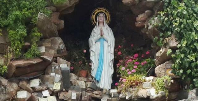 Mar del Plata celebra a Nuestra Señora de Lourdes