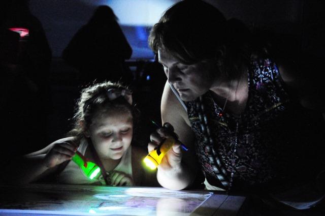 La Noche de las linternas se renueva con una propuesta de realidad aumentada