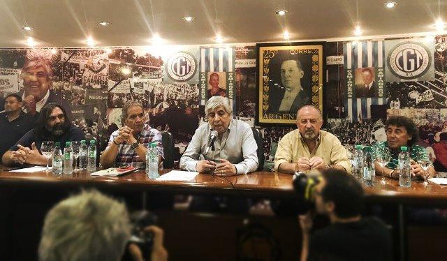 El sindicalismo opositor marchará el 21 de febrero