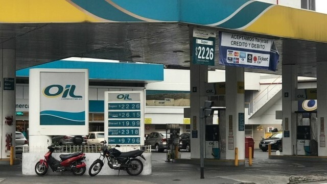 Reincidente: Oil no paga a la AFIP el impuesto al combustible
