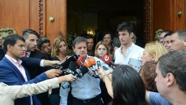 """""""No queremos venganza, sólo la verdad"""", dijo Enrique Sacco"""