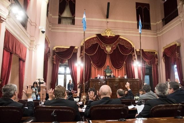 Sesionó el Senado: Media sanción al proyecto para combatir el narcomenudeo