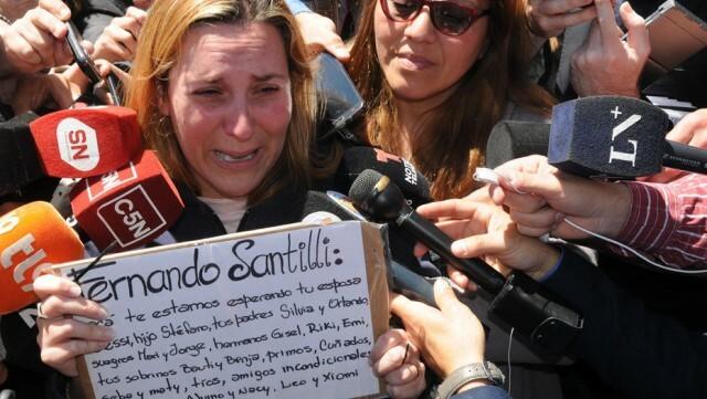 Familiares de los tripulantes del ARA San Juan claman por justicia y lanzan duras denuncias