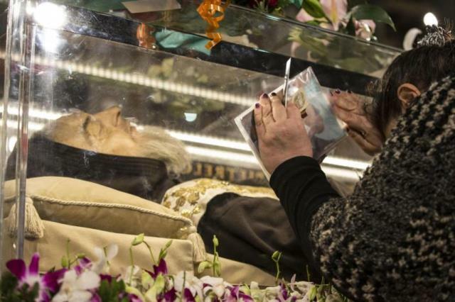 Todo listo para recibir el corazón del Padre Pío en la Argentina