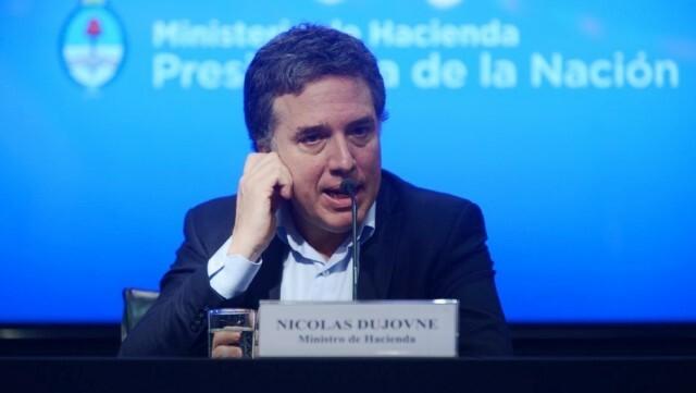 Otra acusación pesa sobre Nicolás Dujovne: evasión y blanqueo… sombras nada más
