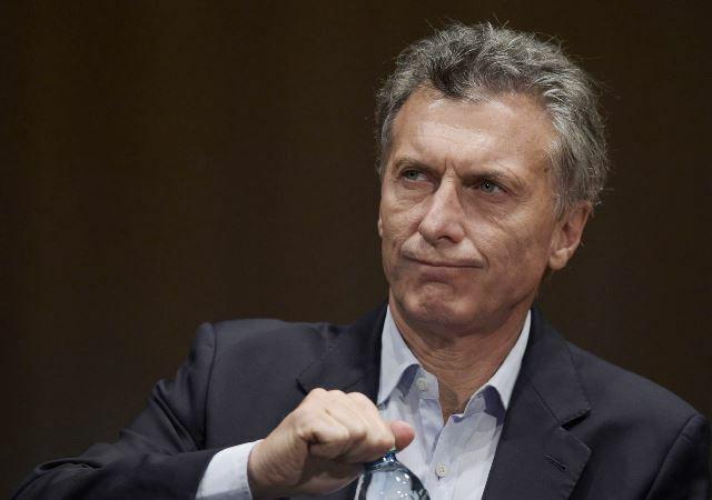 Macri promete reforzar el control de los bienes de los magistrados