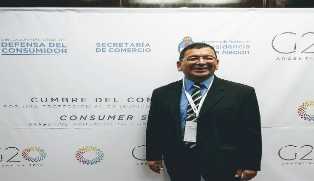 Entre Ríos presente en la Cumbre del Consumidor G-20