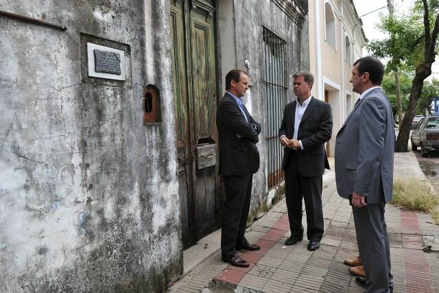 El gobierno provincial pondrá en valor la Casa Natal de Fray Mocho