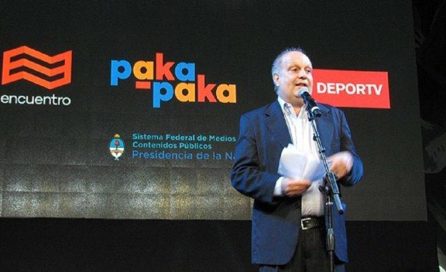 Dramática situación de los trabajadores de Encuentro, Paka Paka y DeporTV