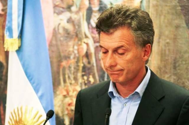 Naufraga el Plan de Macri