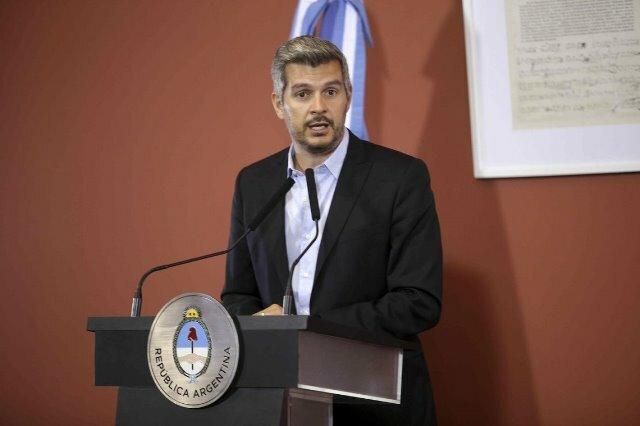 """Viva la democracia"""": Marcos Peña amenazó que """"Si sale el proyecto de ..."""