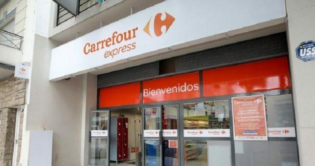 Ya son 8 las sucursales cerradas por Carrefour