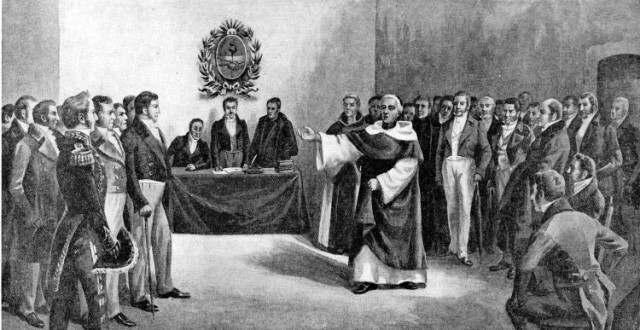 El legado de los hombres de 1816