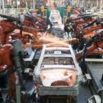 La producción industrial cayó 1,9% en mayo