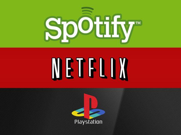 Los usuarios de Netflix, Spotify y PlayStation comienzan a pagar IVA