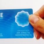 Aumentan el saldo negativo de la tarjeta SUBE a $ 30