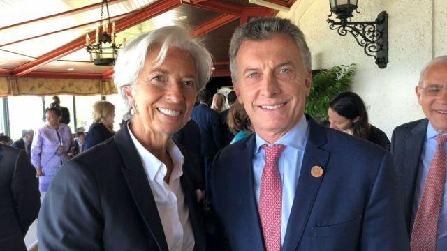 El FMI coacciona al extremo a Macri