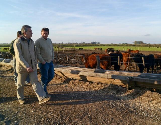 ¿Etchevehere prepara un nuevo ajuste en Agroindustria?