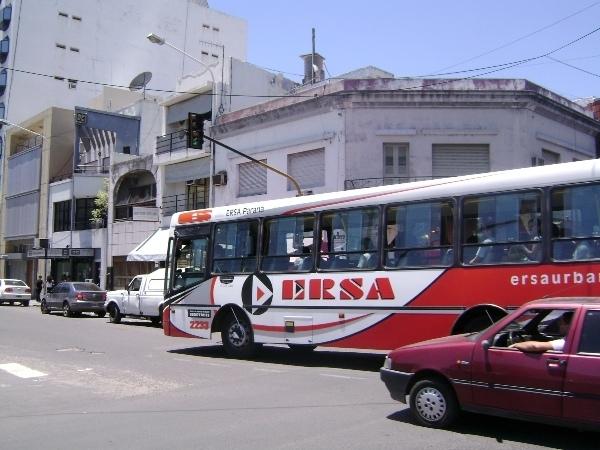 Colectivos de Argentina - Megapost